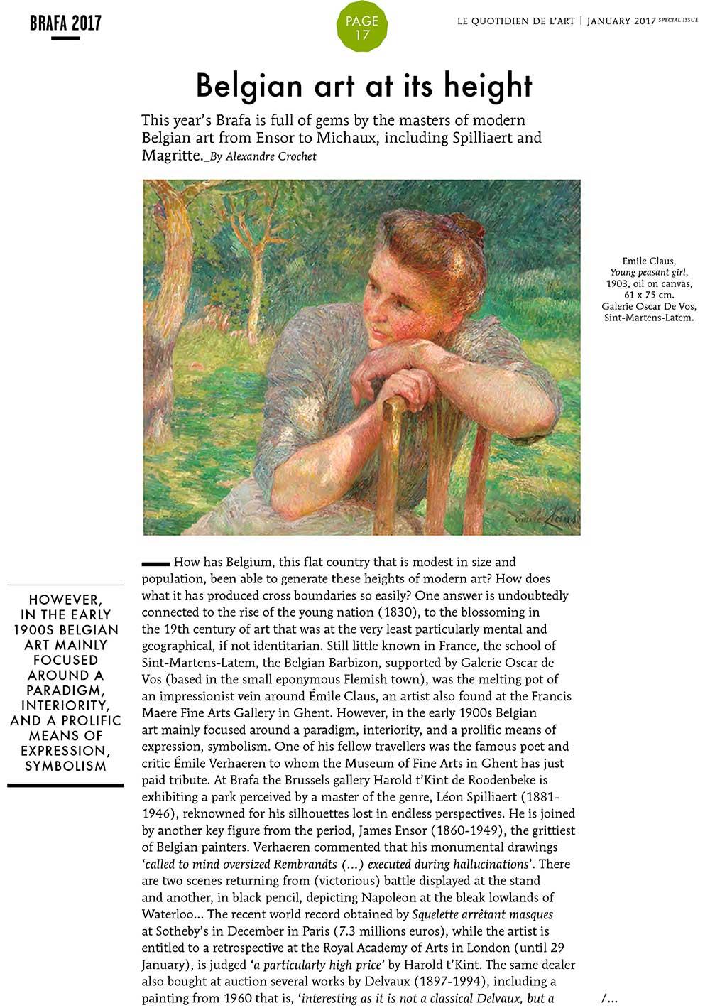 Quotidien-de-l'art-BRAFA-2018-Galerie-AB-Paris-expertises-et-estimations-d'oeuvres-d'art-et-de-tableaux-2