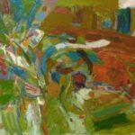 ABBOUD Shafic - Composition Galerie AB Paris