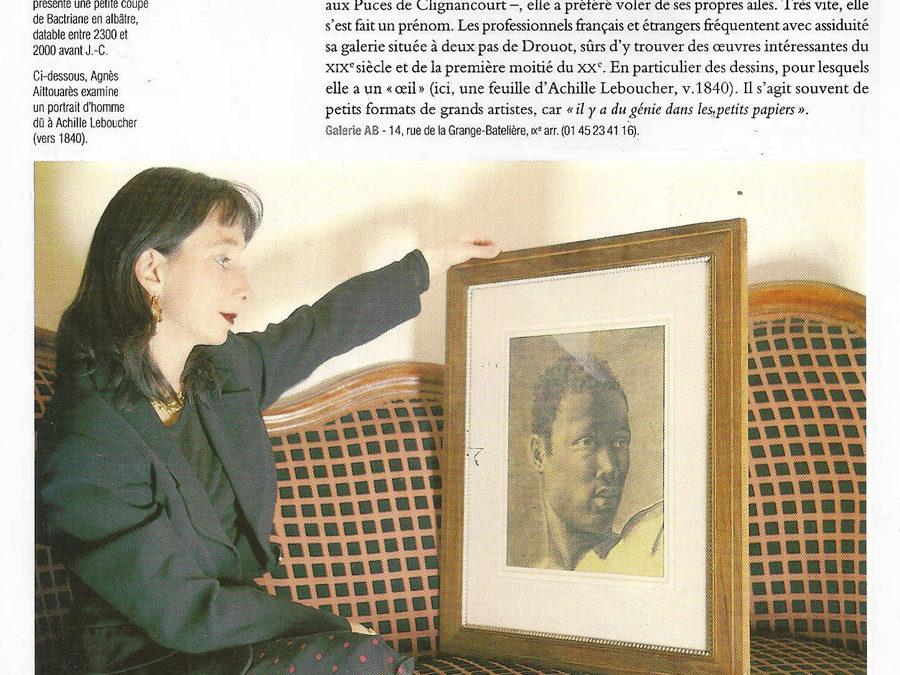 Connaissances Des Arts 2002