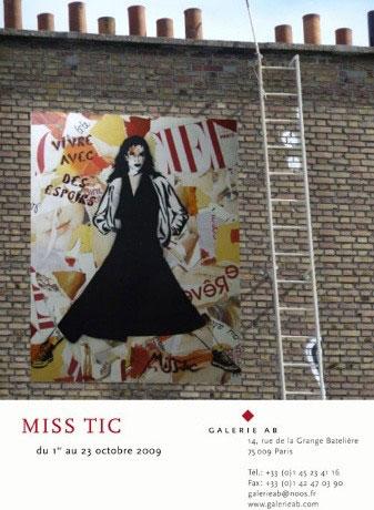 Miss Tic 2009
