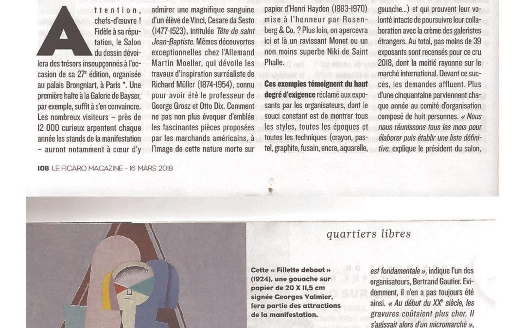 Le Figaro Magazine 2018